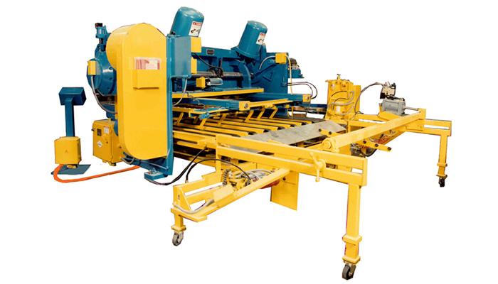 CV Shear Conveyor and Stacker