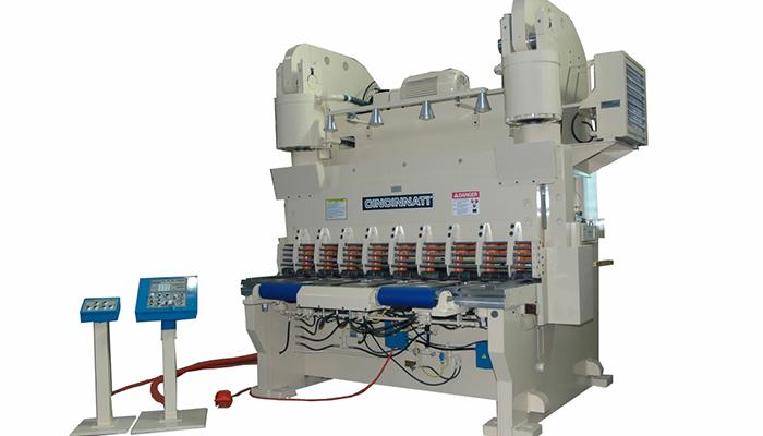 10 SE Series Hydraulic Shear