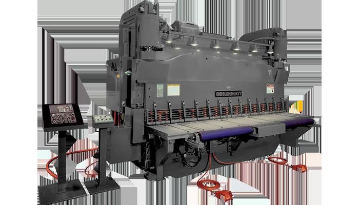 SE Series Hydraulic Shear