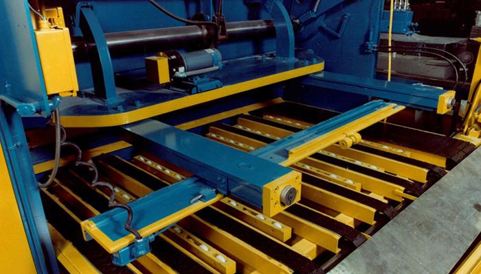2 CV 08 Series Shear Conveyor