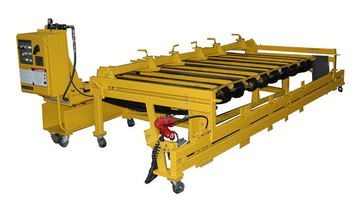 2 CV 10 H Series Shear Conveyor