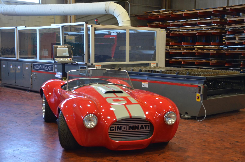 CI 3D Printed Shelby Cobra
