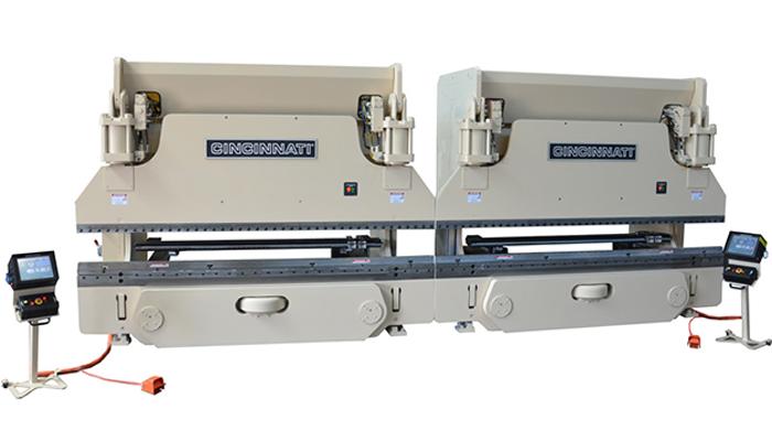 230 Ton Proform Series Tandem Press Brake