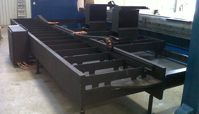 6-Axis Large Press Brake Gage