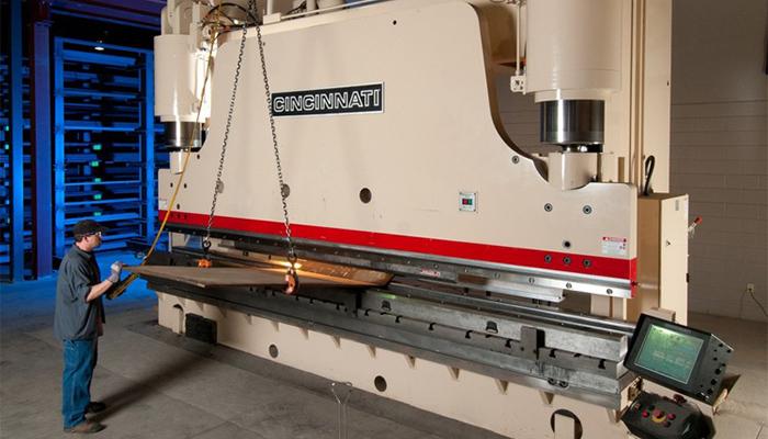 1000 Ton Proform Series Press Brake