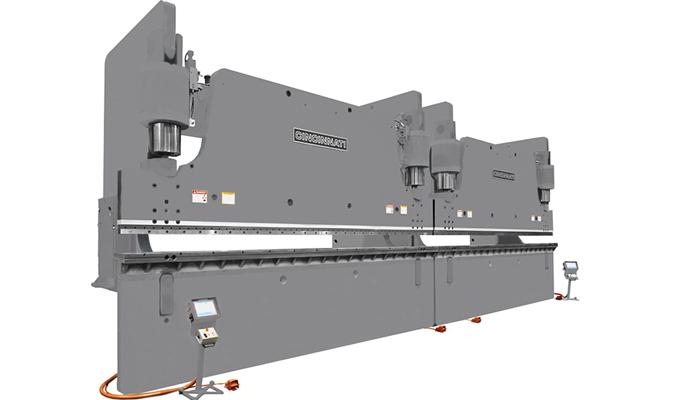1250 Ton Tandem Proform Series Press Brake