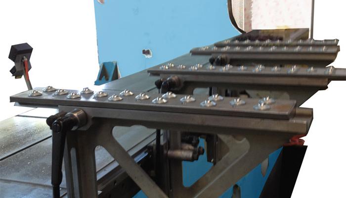 1500 Ton Proform Series Press Brake Metal Bernard