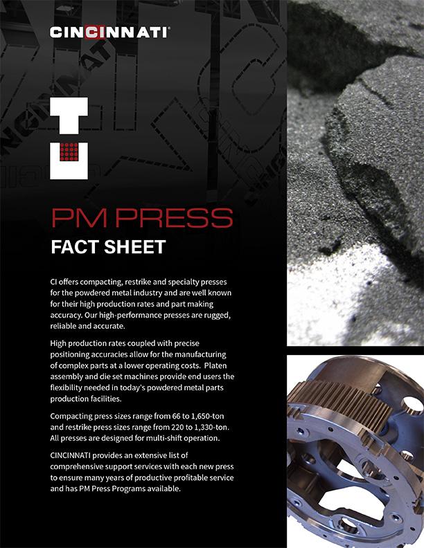 PM Press Fact Sheet