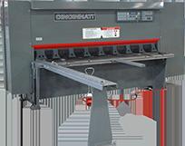 HS Series Hydraulic Shear