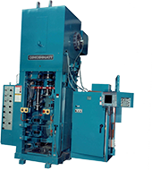 Fast Set-up Compacting Powdered Metal Press