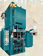 Rigid Reflex Compacting Powdered Metal Press