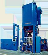 Power Die Change Compacting Powdered Metal Press