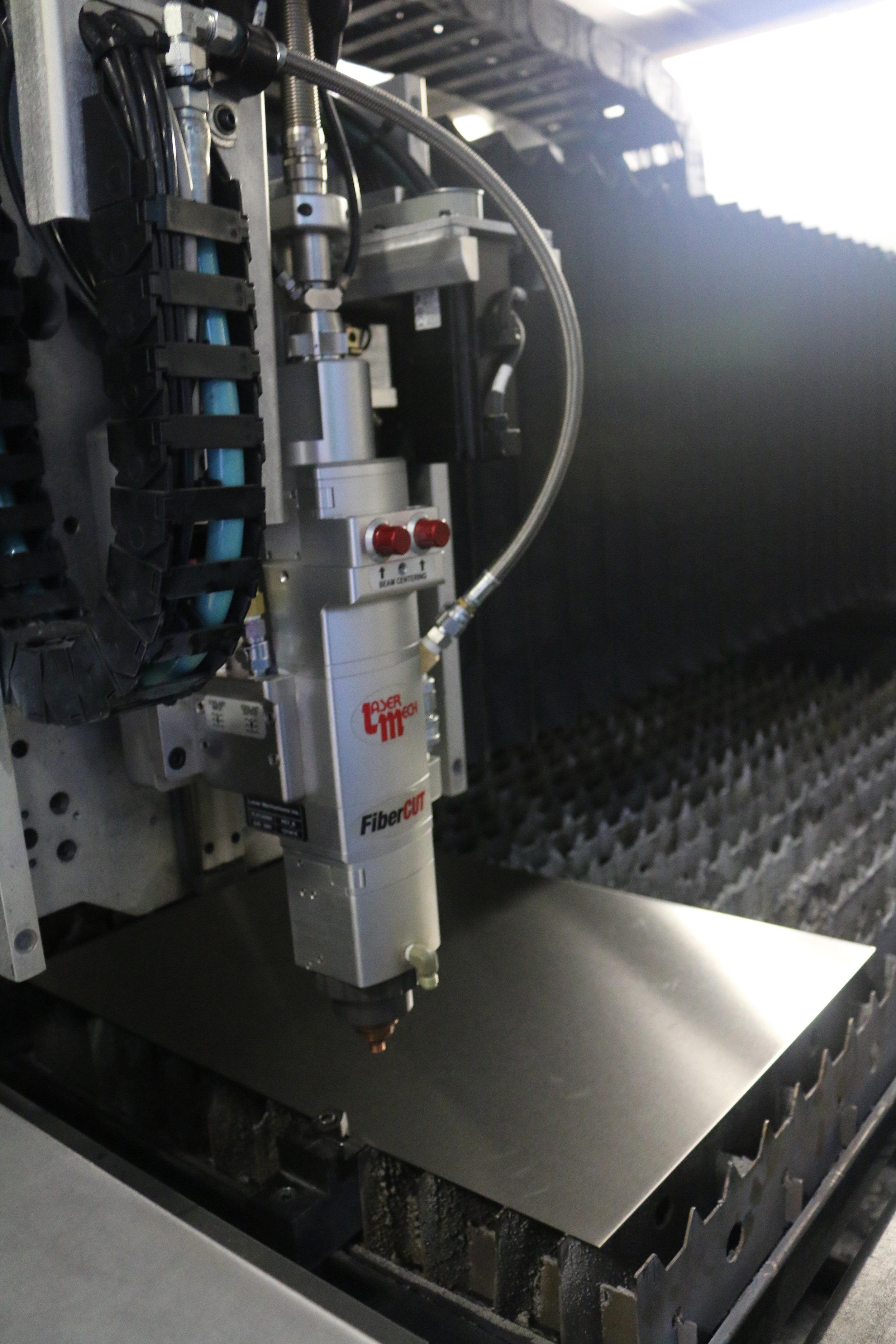 Laser Head   Fiber Resonator Technology