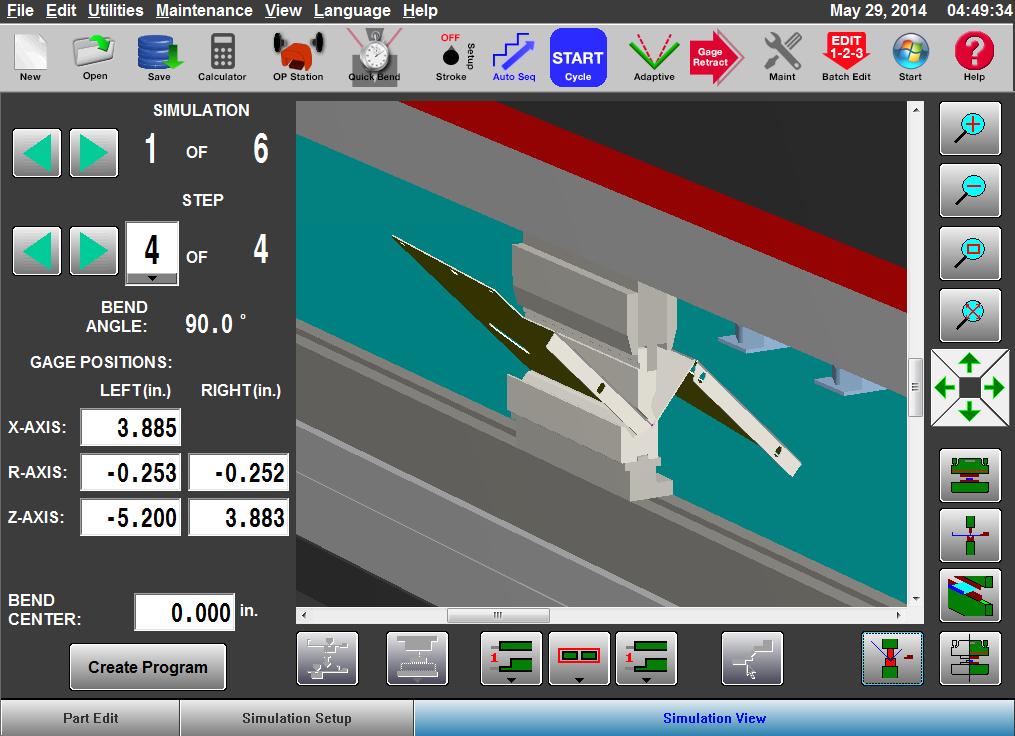 Part Drawing Capabilities & 3D Part Views