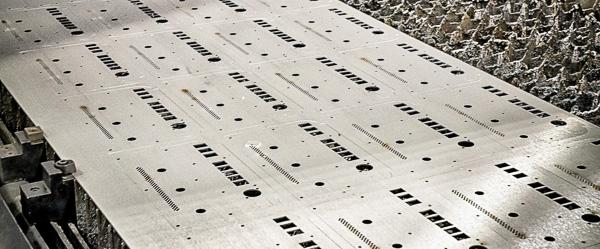 Fiber Laser Cut Parts