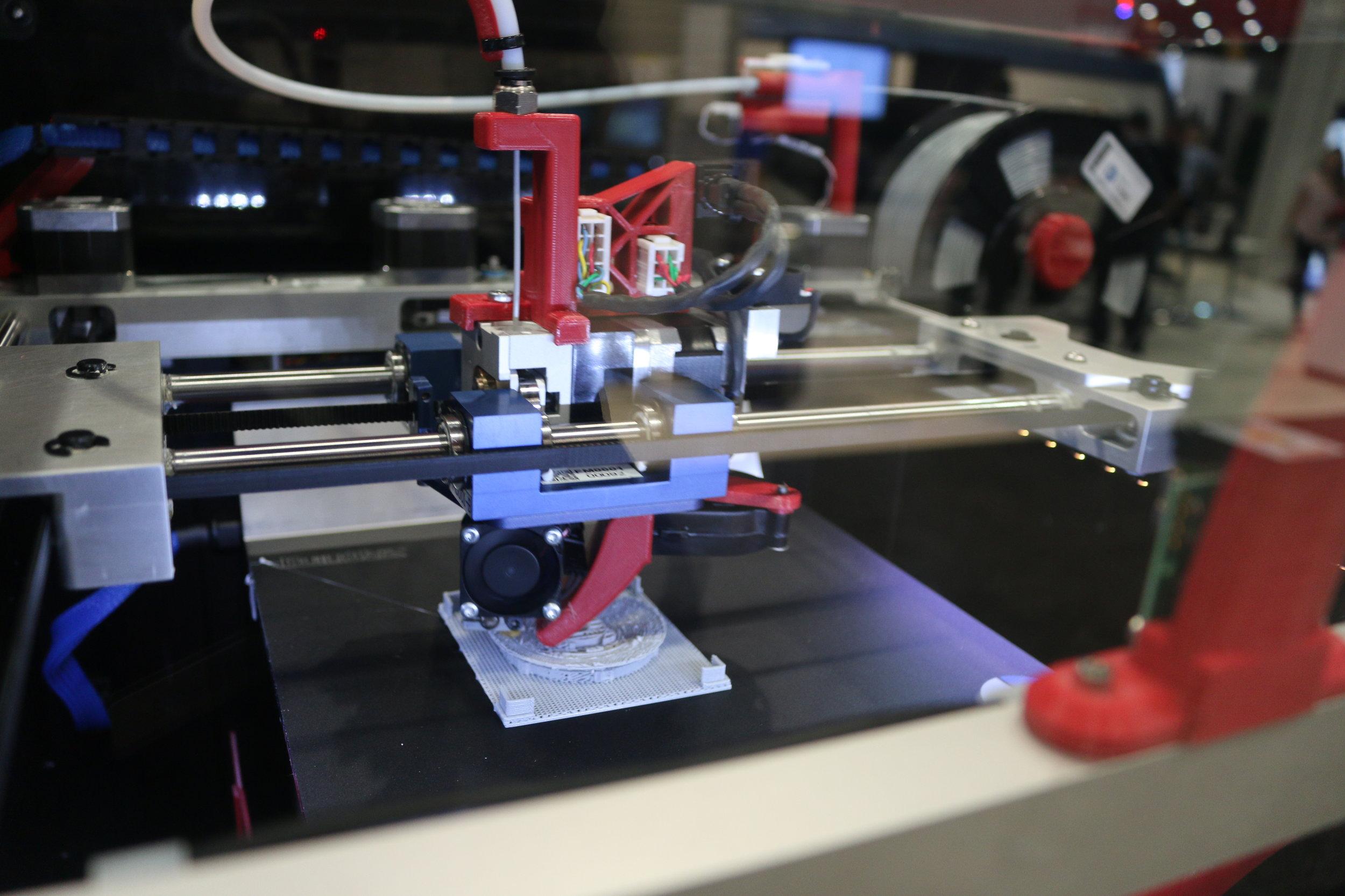 SAAM 3d printing