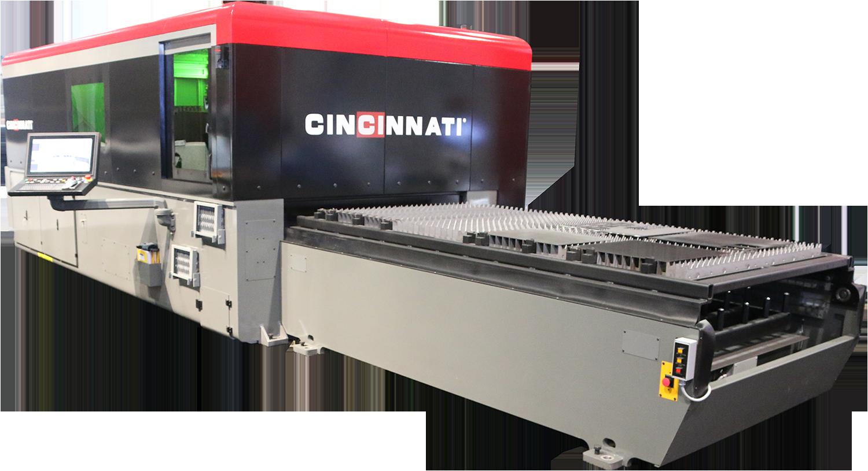 CL-900 Series Fiber Laser Cutting System