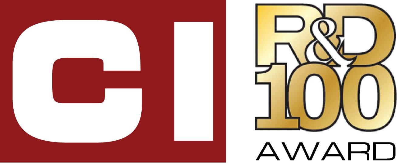 CI Receives R&D 100 Award