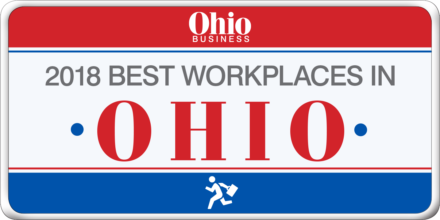 Best Workplaces in Ohio Award