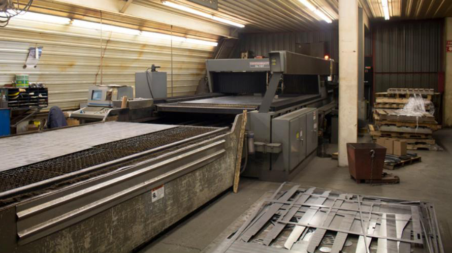 CFI has four Cincinnati CL 707 laser cutters, and because they are each are dedicated to specific cutting processes, bottlenecks are few and far between.