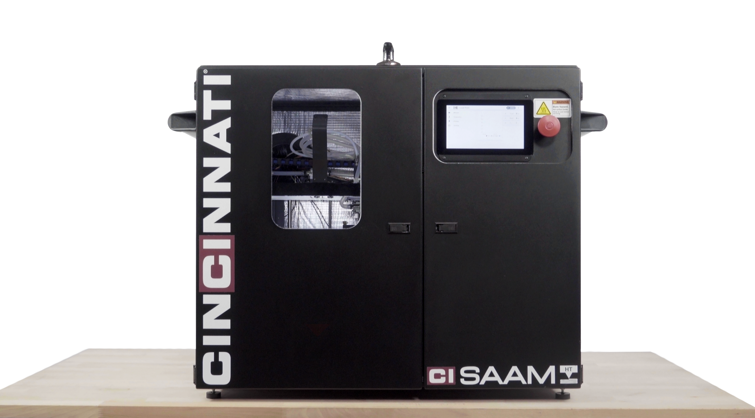 SAAM HT - Small Area Additive Manufacturing High Temperature