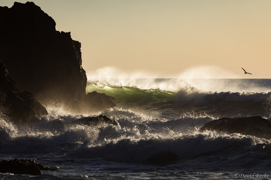 Roiling Sea