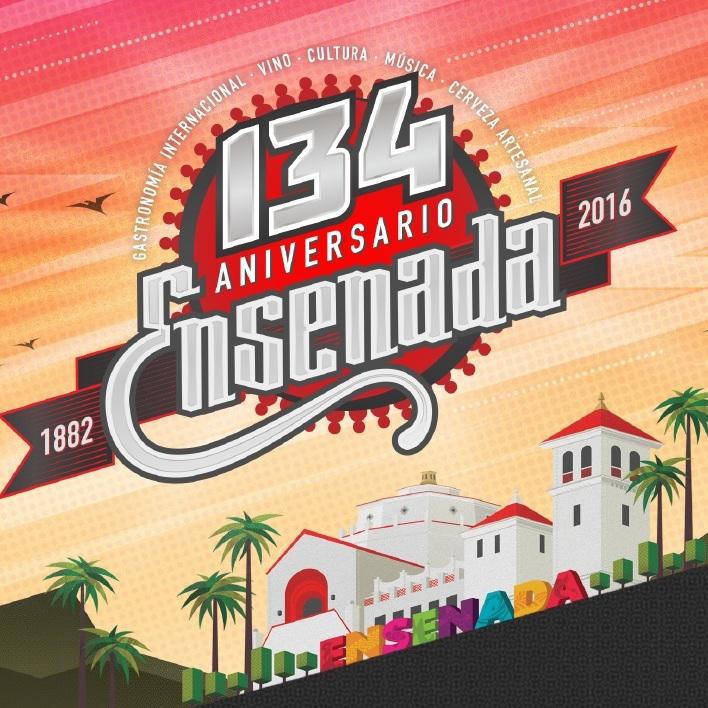 134 ANIVERSARIO DE ENSENADA