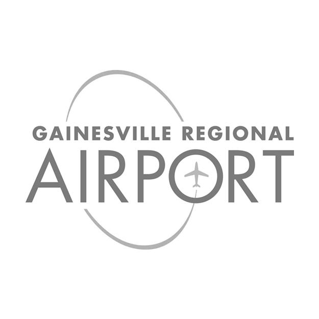 neutral7 design client Gainesville regional airport