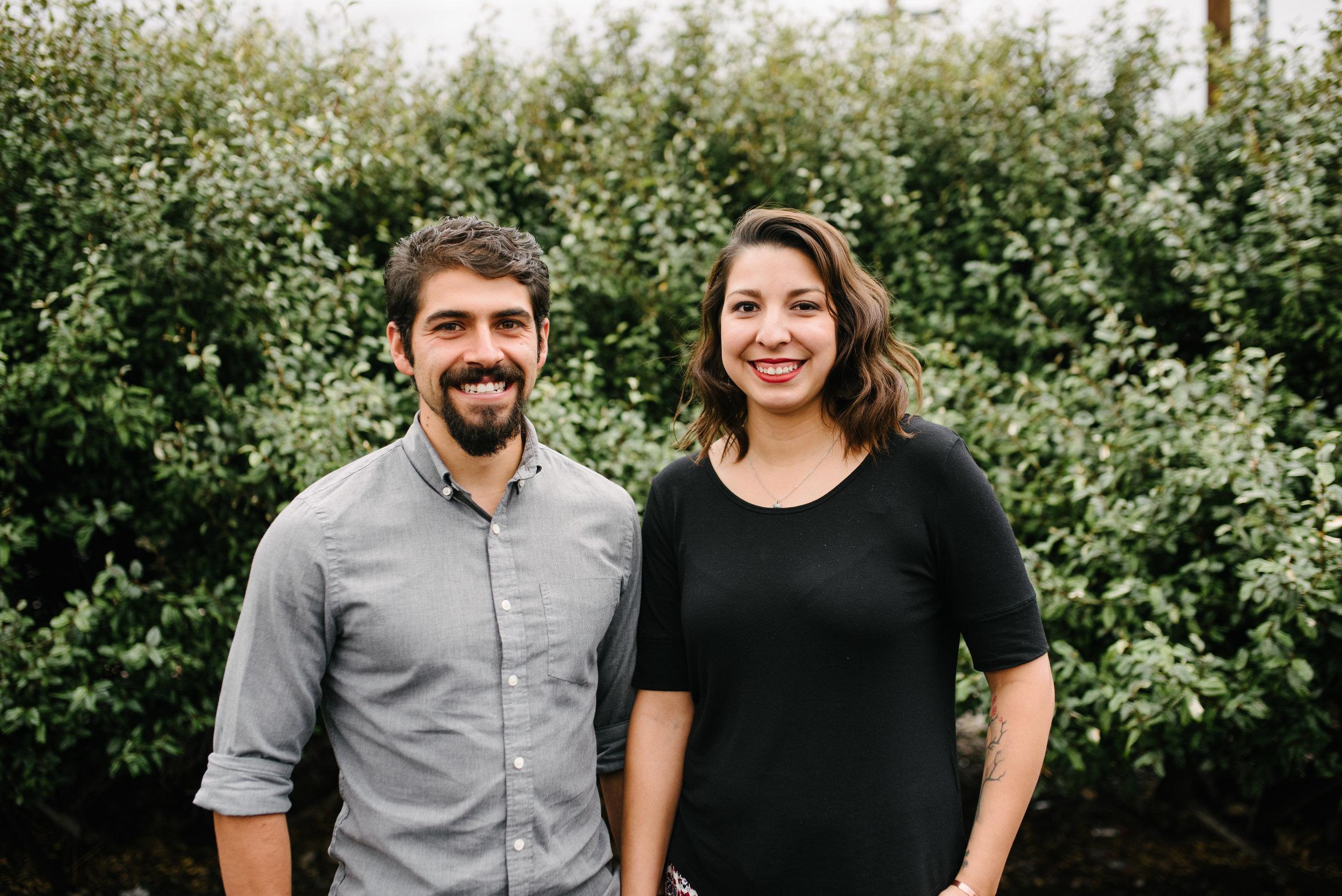 Jacobo and Stepha Hernandez