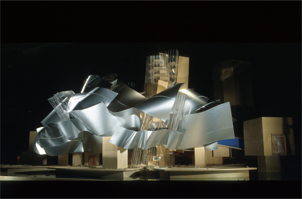 In the aftermath of 9/11, the Guggenheim Lower East Side project that Gehry had been commissioned to design fell apart.