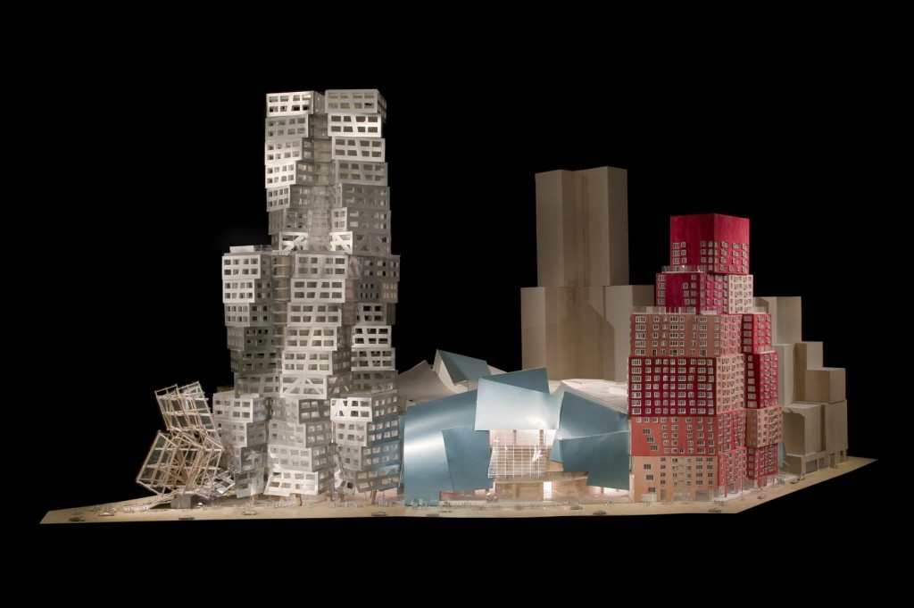 At the age of 82, Frank Gehry was fired from the Atlantic Yards project in New York City by developer Bruce Ratner.