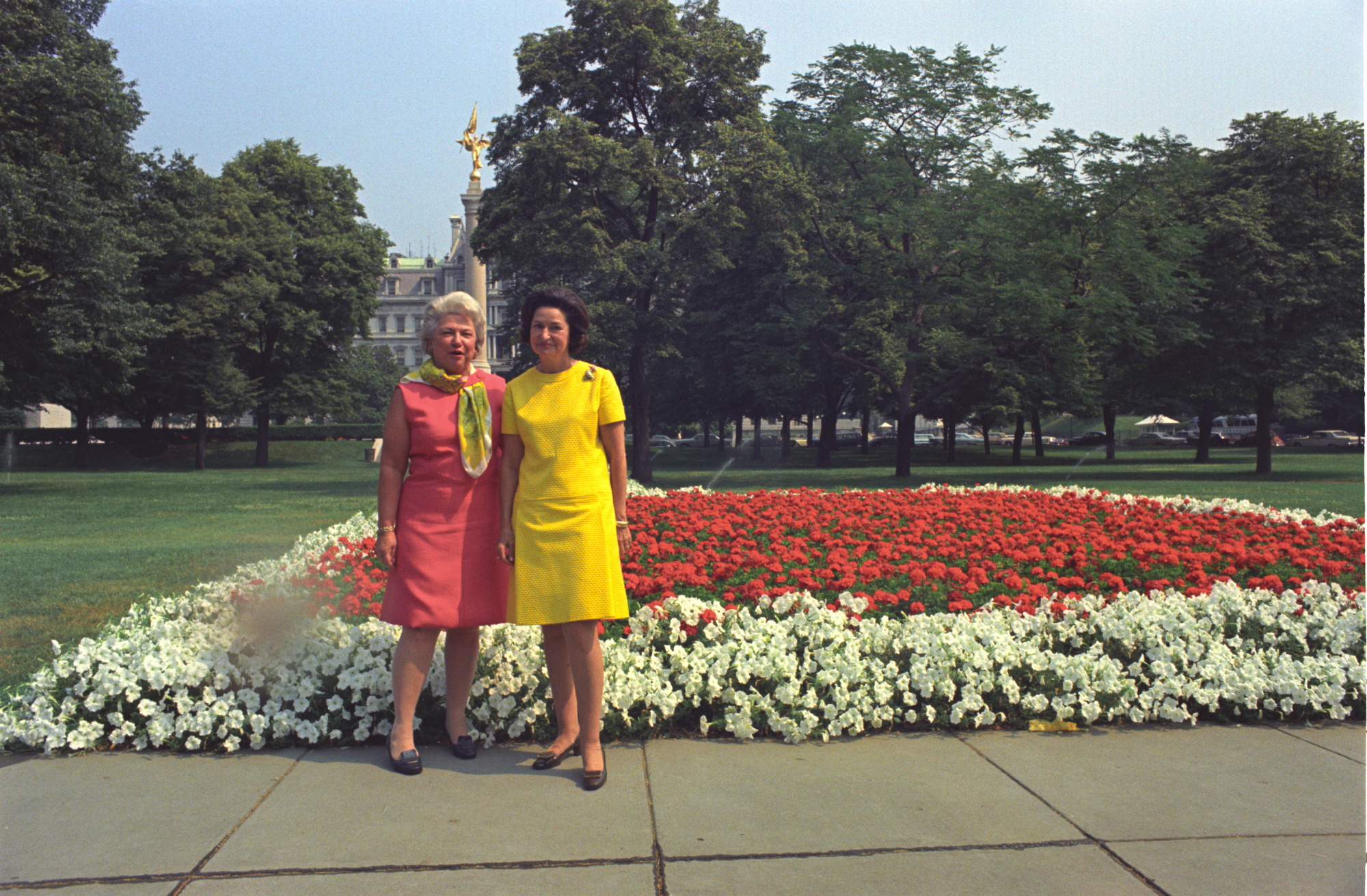 Credit: LBJ Library photo by Robert Knudsen