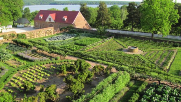 Image from Mount Vernon Estate and Gardens