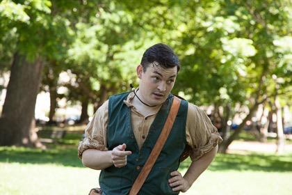 Chris Daileader as John Ousley