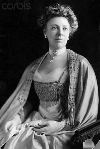 First Lady Helen Taft