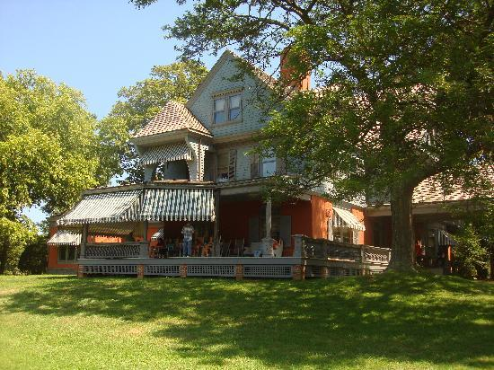 Photo courtesy of Sagamore Hill National Historic Site