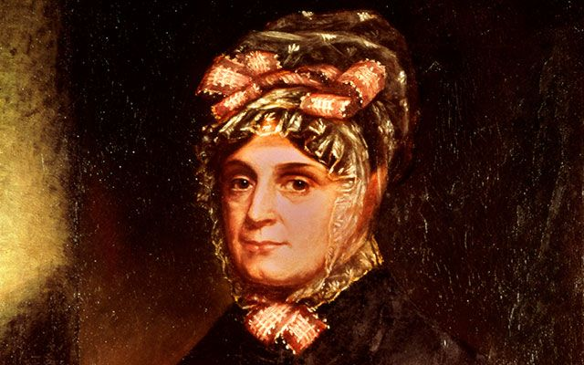First Lady Anna Harrison