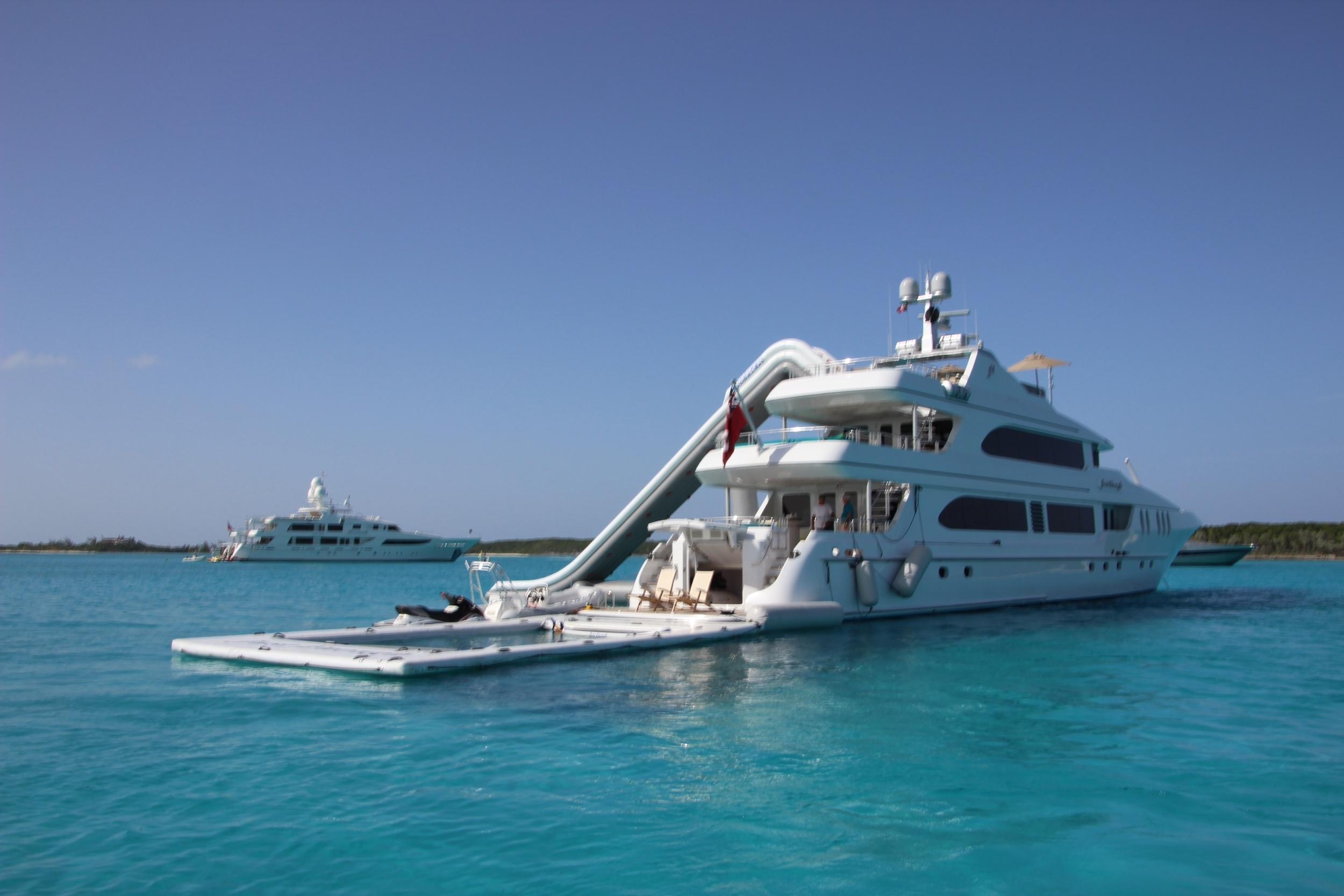 Iate para aluguel, locação, passeio Caribe, Bahamas, St Barts, St Marteen