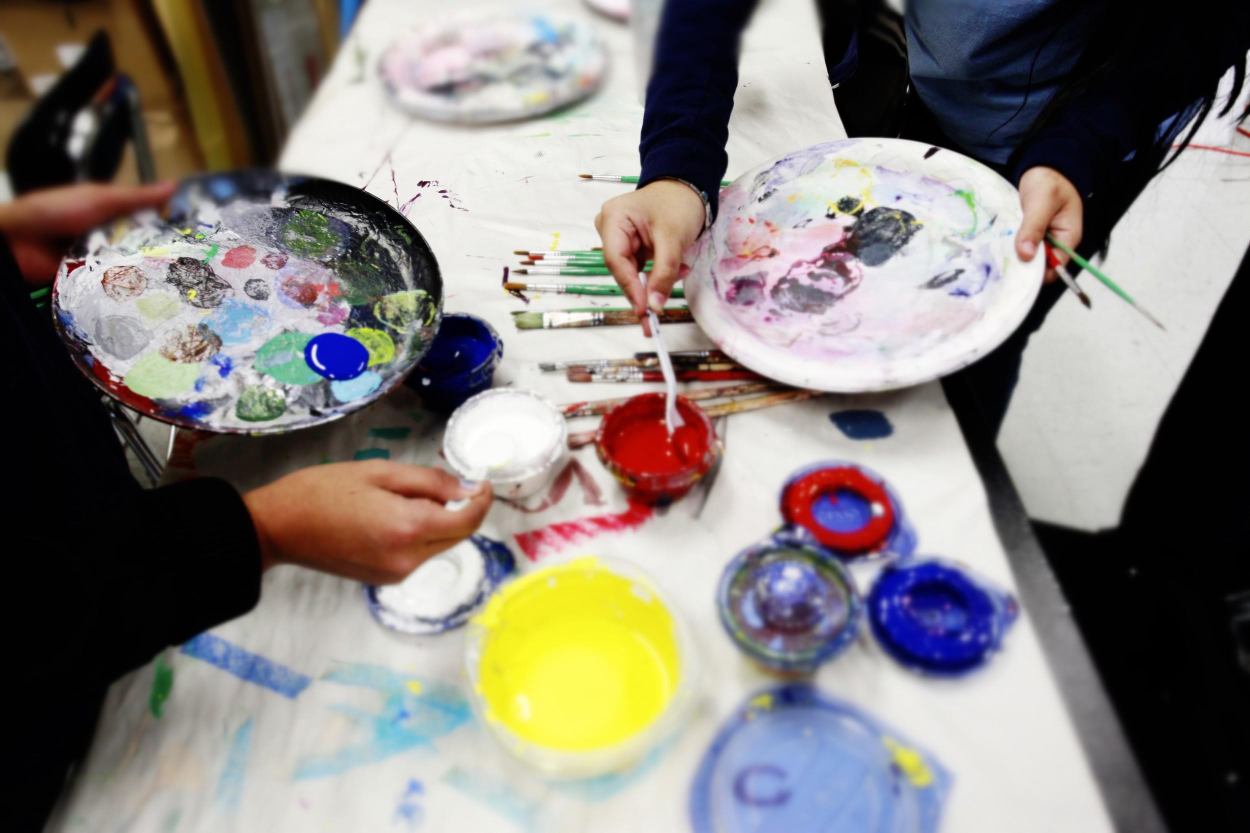 artistry.   DY Preparatory High School    Visit Us