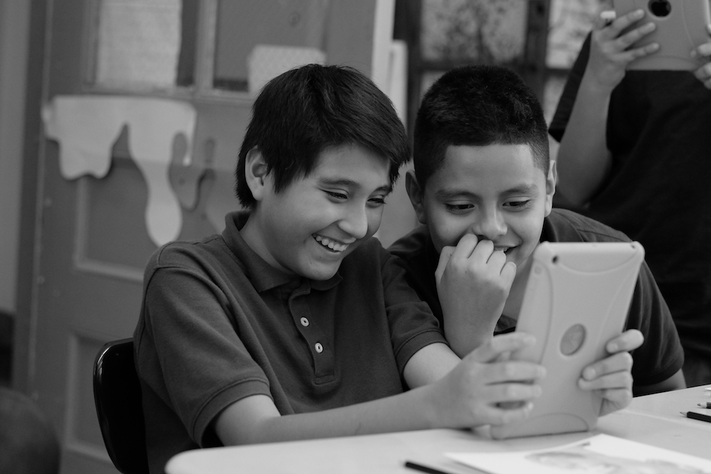 empower. create. connect.   In School Programs