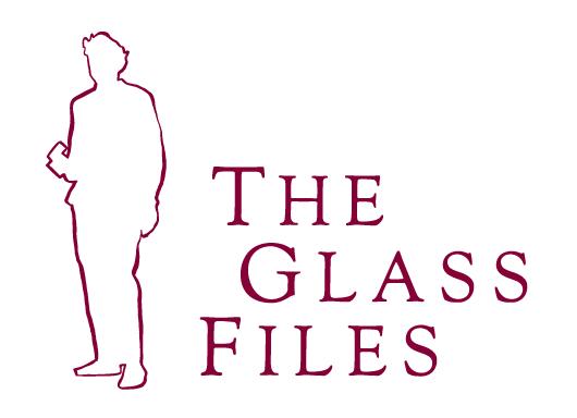 The Glass Files logo