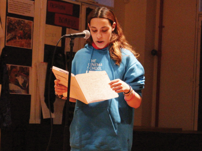 Bronx Poetry Project   The Bronx Poetry Project has been working on poems that invite everyone to the conversation. We have been writing about who our people are, where our places are, and how we show up in our communities.    Read more...