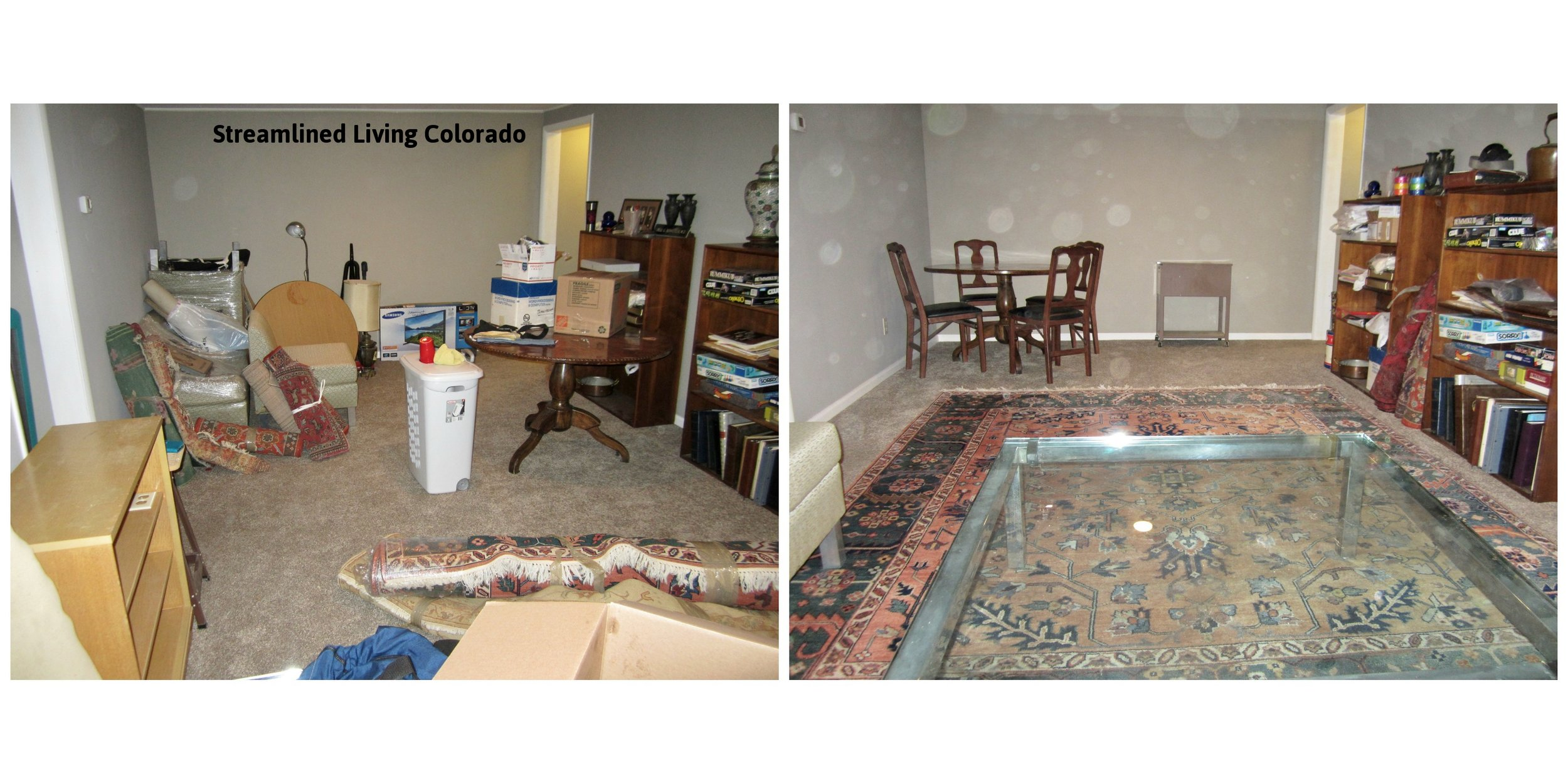 basement unpack and set up signed Streamlined Living Colorado.jpg