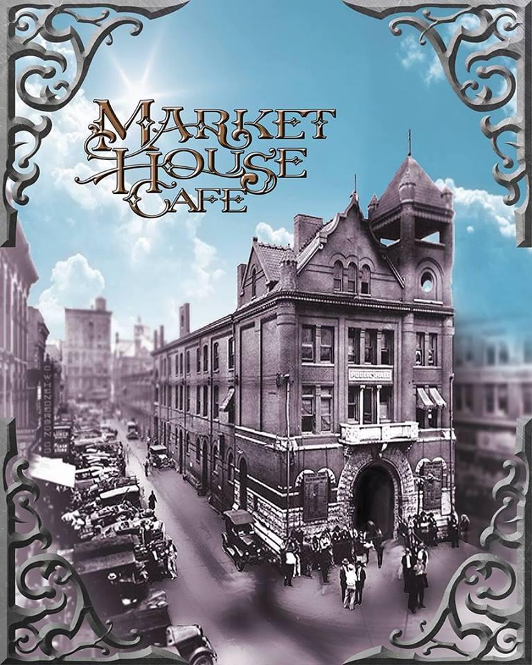 Haunt Partner Market House Cafe