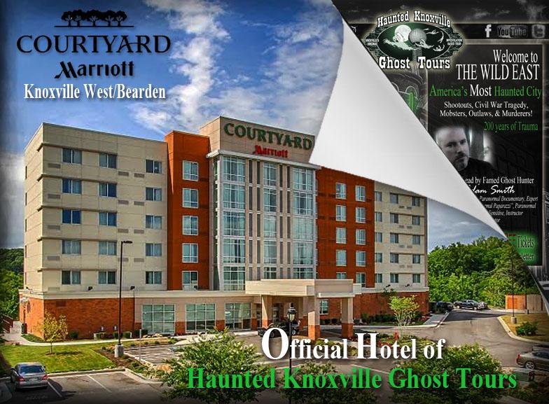 Haunt Partner Courtyard Marriott Knoxville West