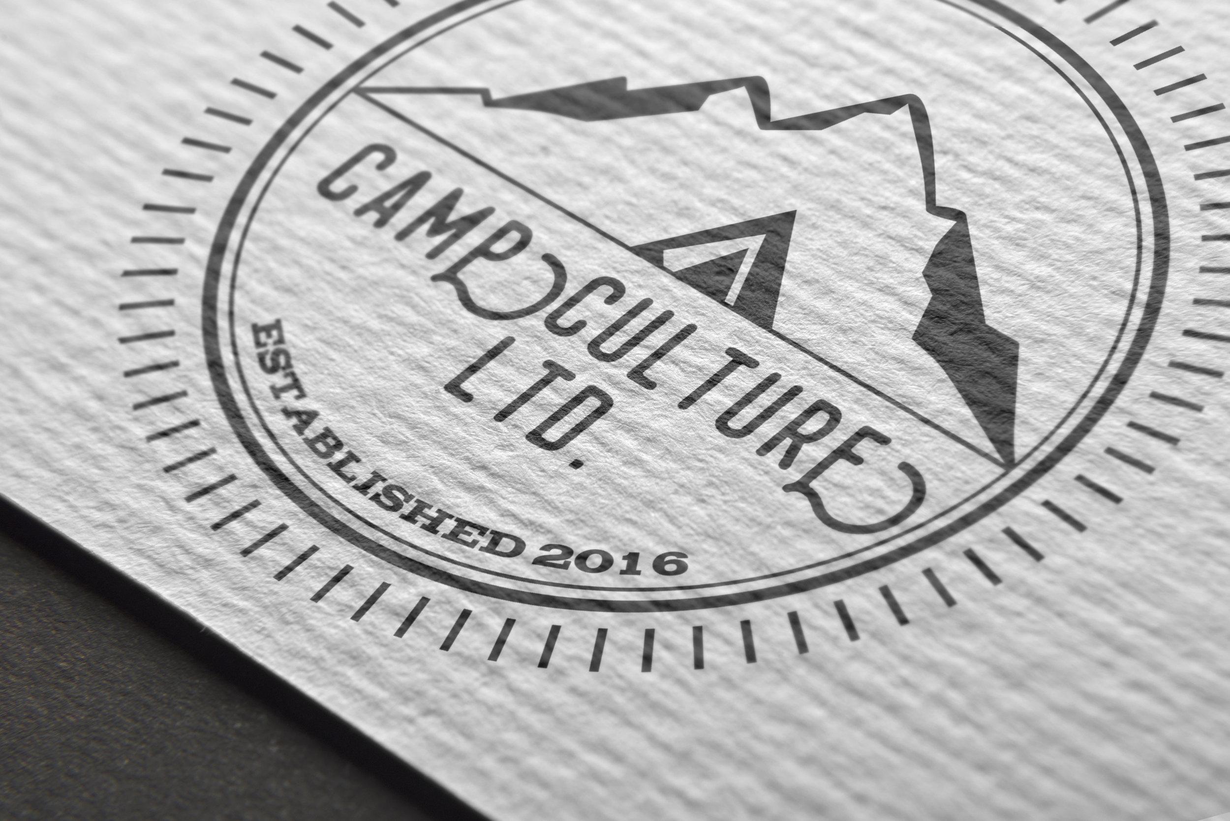 Camp Cultured LTD. Business Card