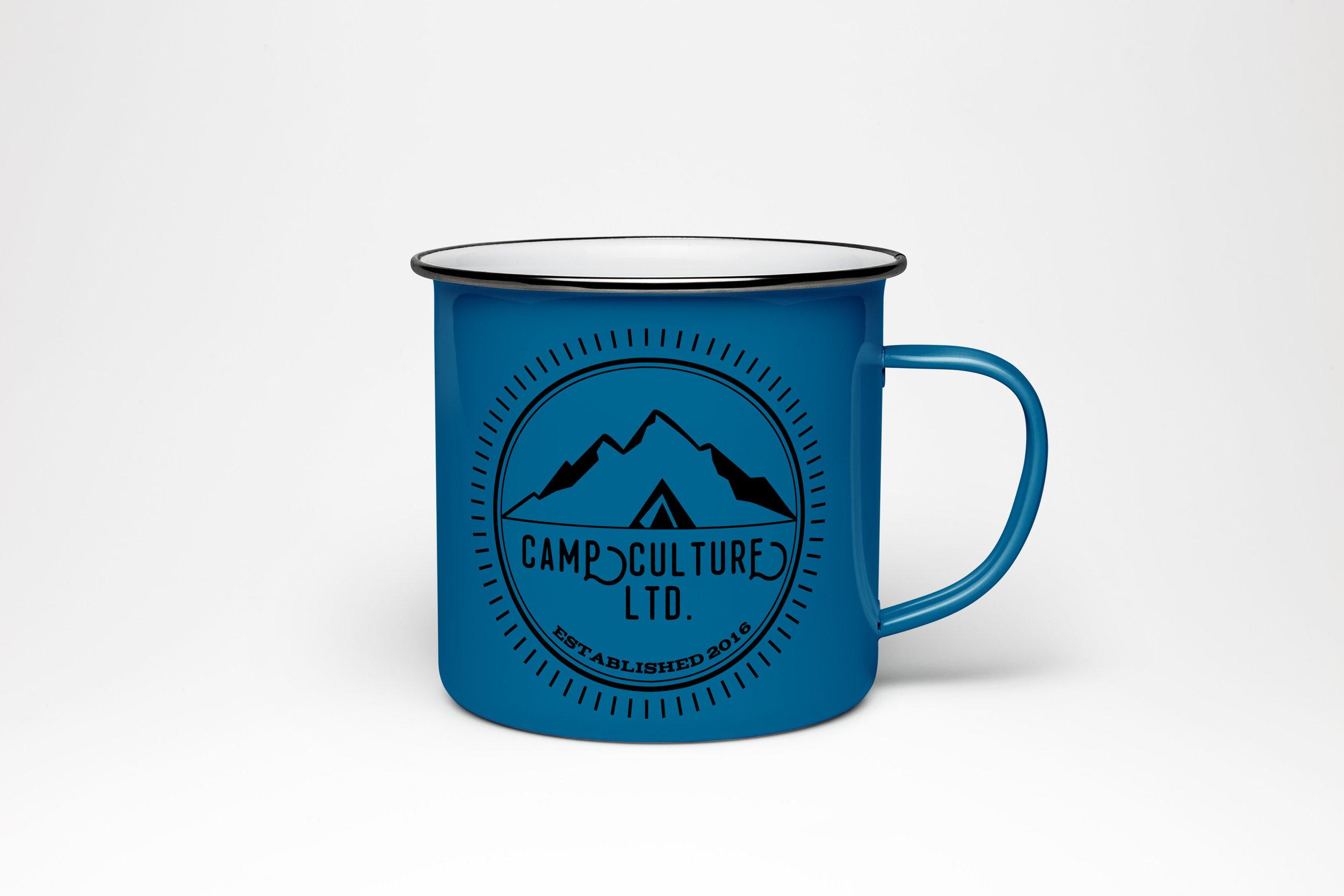 Camp Cultured LTD. Mug