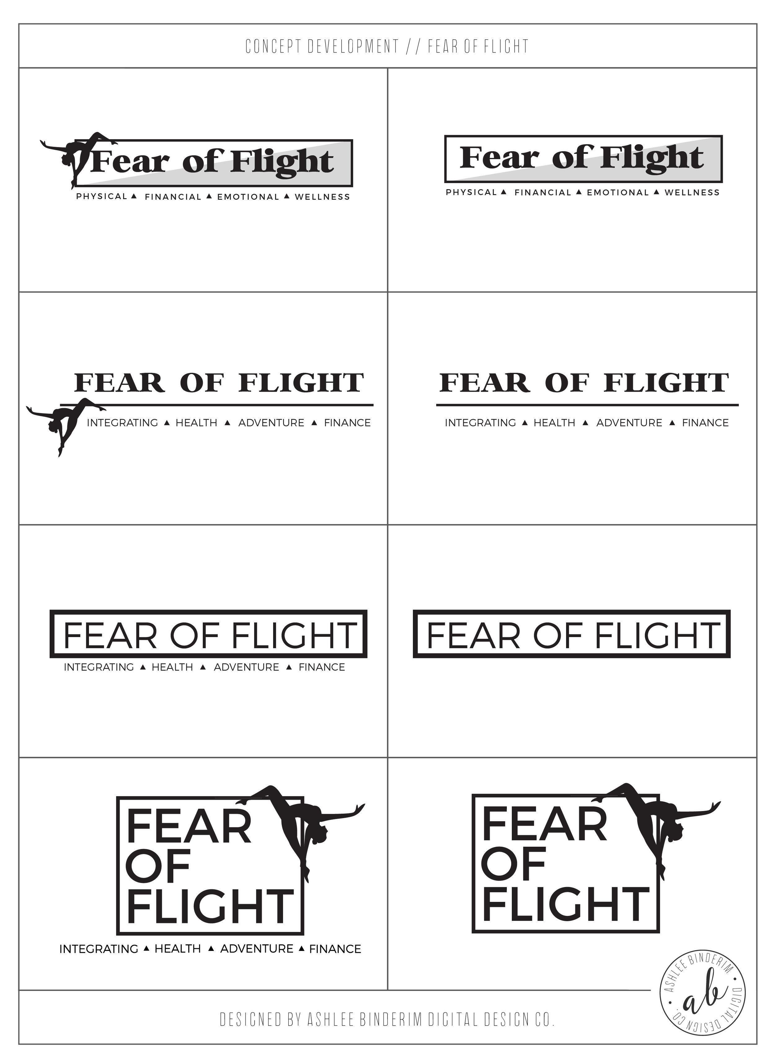 Fear Of Flight Concept Development