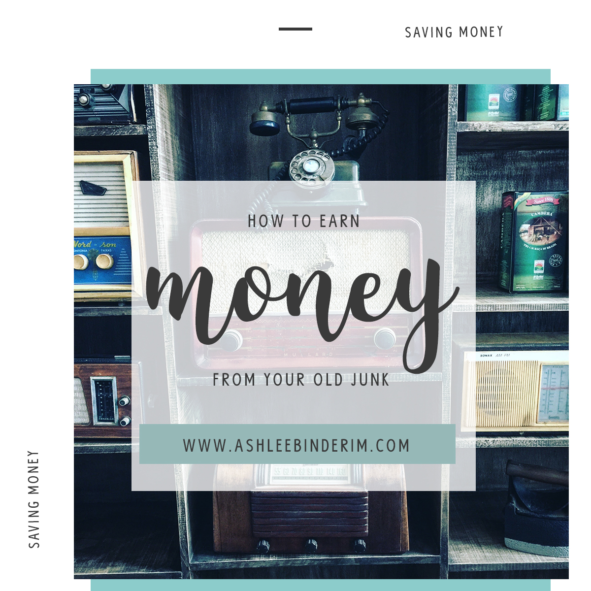 How to earn money from your old junk