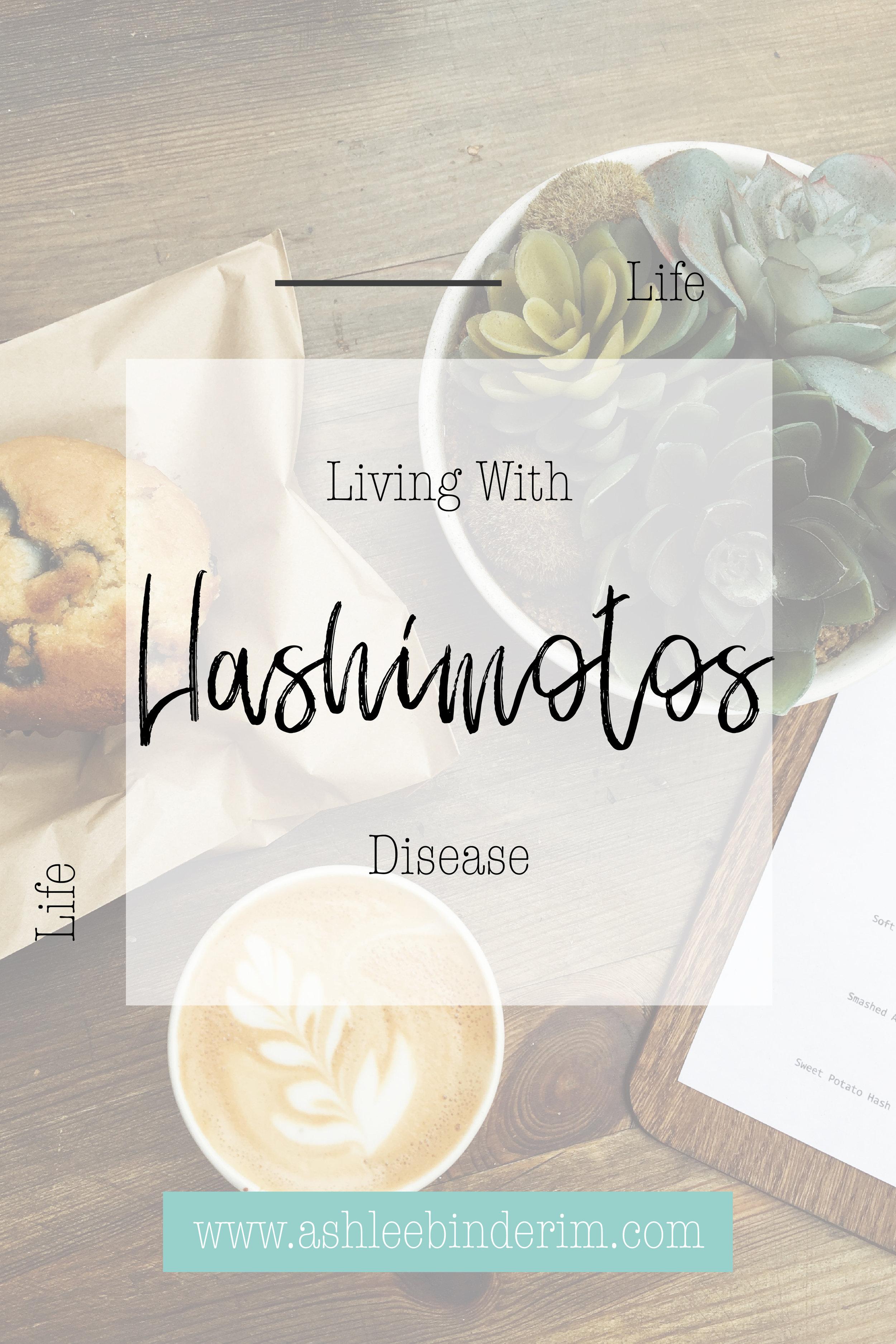 Living With Hashimoto's Disease